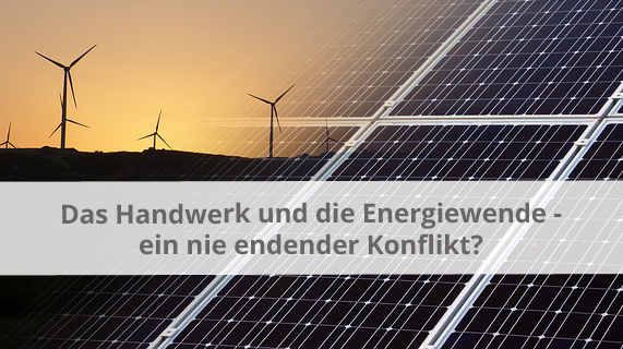 Energiewende Und Das Handwerk