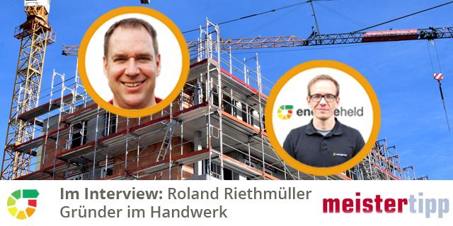 Gründer Im Handwerk – Meistertipp Im Interview