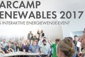 Barcamp Renewables – Der Wandel Der Energiewirtschaft