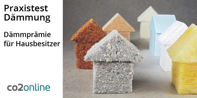 Praxistest Dämmung – Prämie Für Hausbesitzer