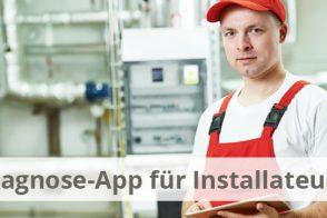 Der Smart Service Key Für Installateure Von Buderus Heizungen