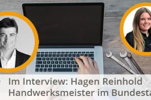 Ein Handwerker Im Bundestag – Interview Mit Hagen Reinhold