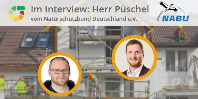Klimaschutz Durch Gebäudesanierung – Danny Püschel Vom NABU Im Energieheld-Interview