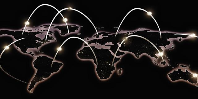Bild: Globalisierung Digitalisierung