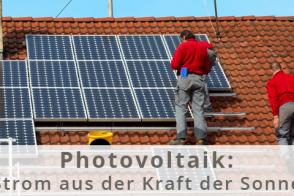 Photovoltaikstrom Zu Hause Speichern