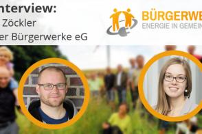 Heute Im Interview: Laura Zöckler Von Der Bürgerwerke EG