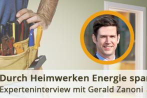 Durch Heimwerken Energie Sparen?