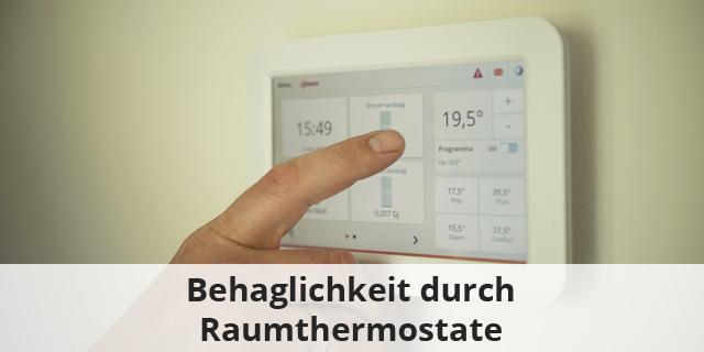 Blog Beitragsbild Thermostate