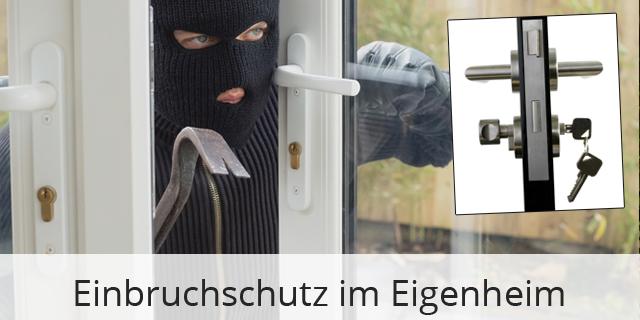 Einbruchschutz Blog Sicherheit