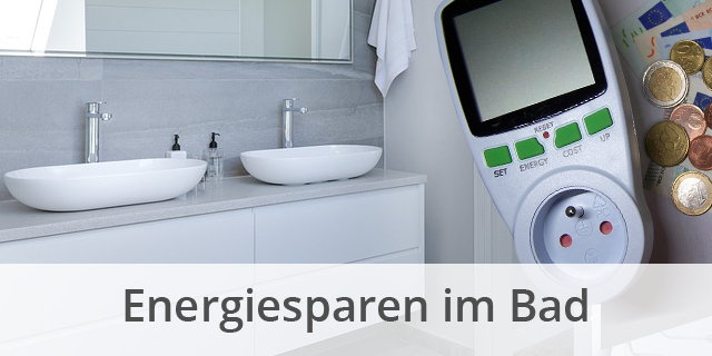 5 Tipps Zum Energiesparen Im Badezimmer