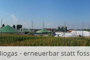 Blog Beitragsbild Biogas Erneuerbar