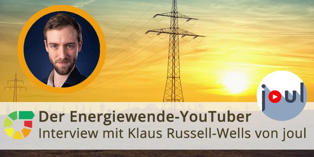 Der Energiewende-YouTuber