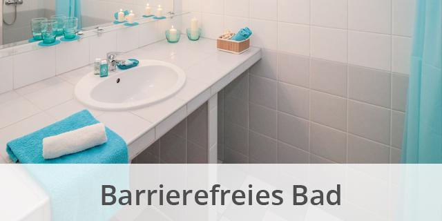 KfW-Badumbau – Barrierefrei Wohnen