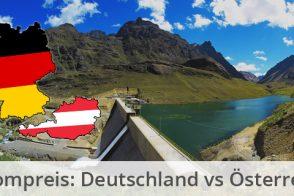 Blog Beitragsbild Strompreis Deutschland österreich