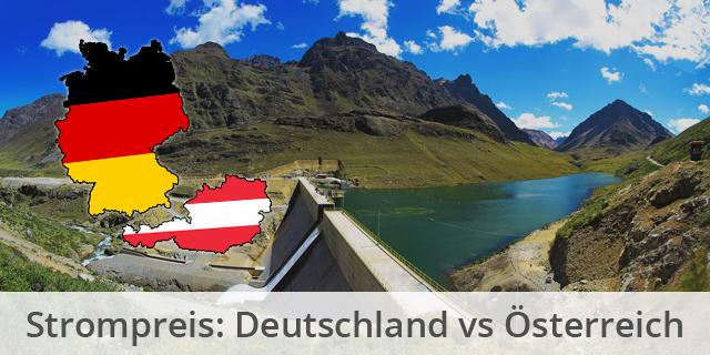 Der Strompreisvergleich: Österreich Vs. Deutschland