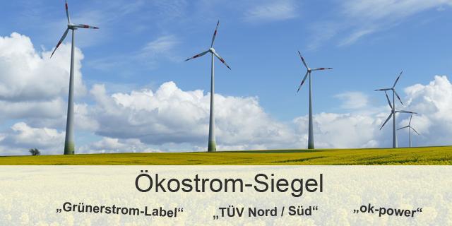 Stromanbieter Und Ihre Zertifikate: Ist Das Alles Grün?