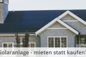 Blog Beitragsbild Solaranlage Mieten Statt Kaufen