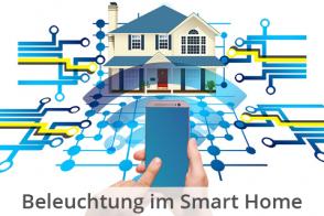 Blog Beitragsbild Beleuchtung Smart Home