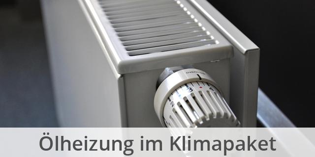 Blog Beitragsbild ölheizung Klimapaket