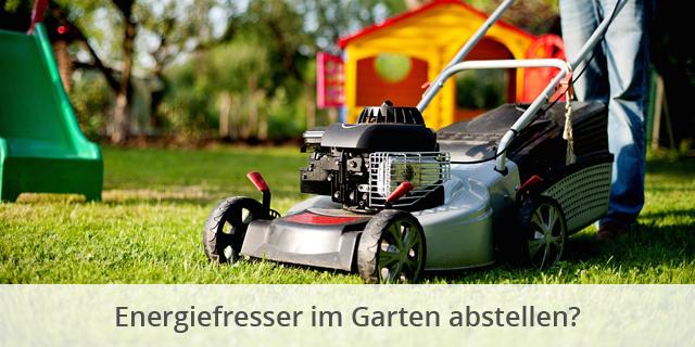 Blog Beitragsbild Energiefresser Im Garten