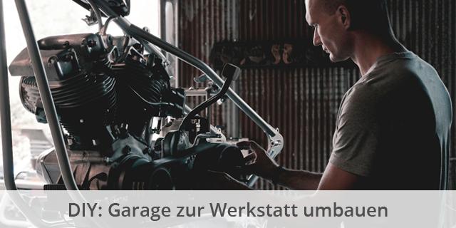 Smart Und Energieeffizient – Die Garage Zur Werkstatt Ausbauen