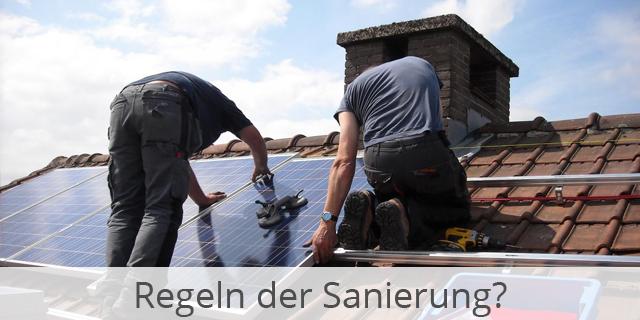 5 Regeln Für Eine Gute Energetische Sanierung