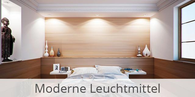 Schöner Wohnen Mit Modernen Leuchtmitteln?