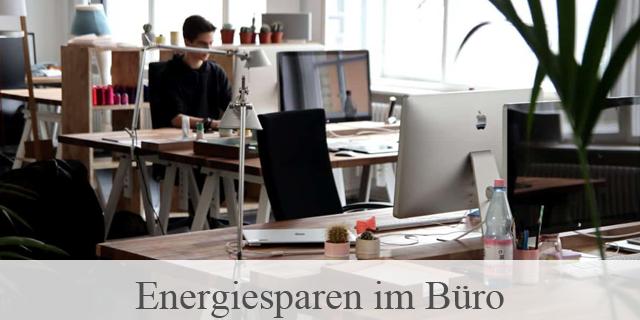 Energie Einsparen Im Unternehmen