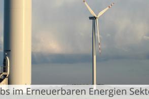 Blog Beitragsbild Jobs Erneuerbare Energien