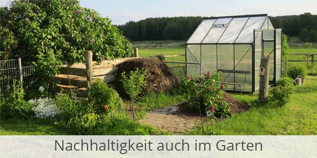 Umweltbewusst Gärtnern – Weshalb Nachhaltigkeit Im Gartenbereich Von Großer Bedeutung Ist