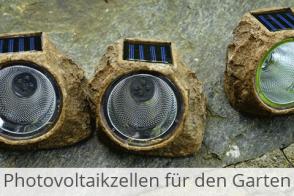 Blog Beitragsbild Solarlampe Garten Pv