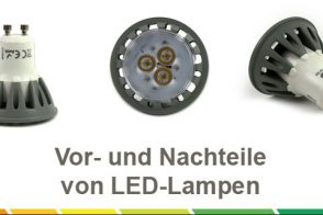 Energieheld Blog Vorteile Nachteile Led Lampen