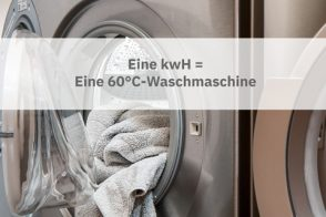 Energieheld Blog Waschmaschine Kosten Kwh
